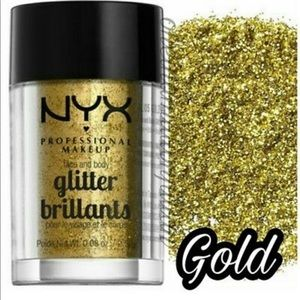NYX Makeup - NYX Glitter Kit with Primer and Two Glitter Pots